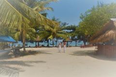 Veiw over Bintan Brzee Beach