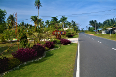 Brzee Beach, Bintan Island, Berakit, from road